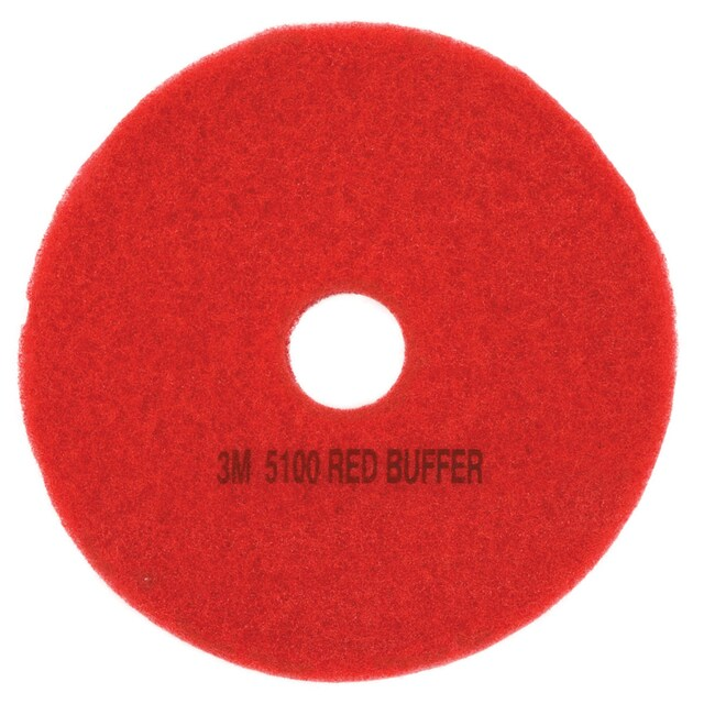 "3M 3M Floor Scrubber Spare Part 18"" Red"
