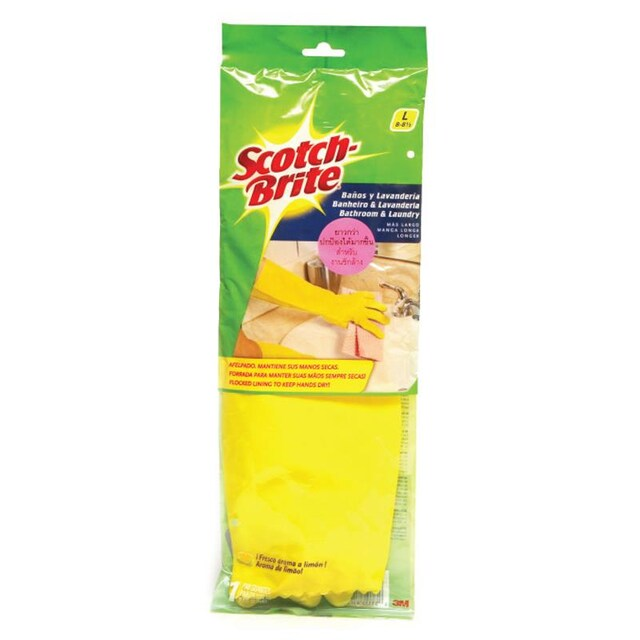 """Scotch-Brite Rubber Gloves for Washing up 7x7.5"""""""