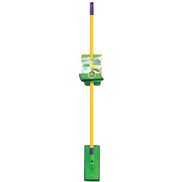 Scotch-Brite Scrub Mop Floors and Walls
