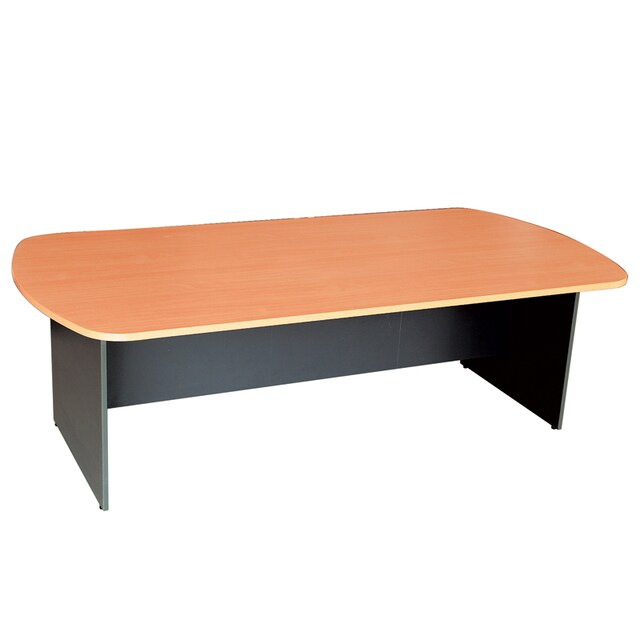 Furradec SMT180 Meeting Table Beech-Graphite