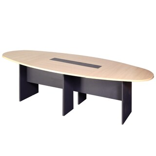 Furradec ETC180 Meeting Table Beech-Graphite