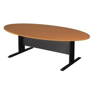 Furradec KMTE-200 Meeting Table Cherry-Graphite
