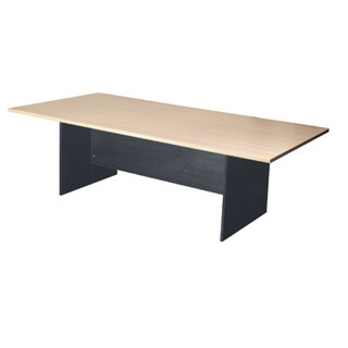 Furradec KMTN-180 Meeting Table Maple-Graphite