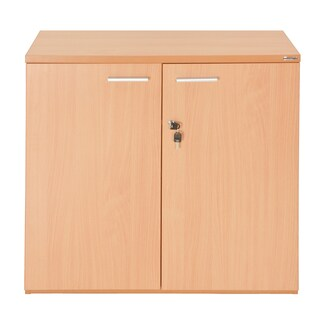 Furradec SC80 Document Cabinets 2 Shelves Beech