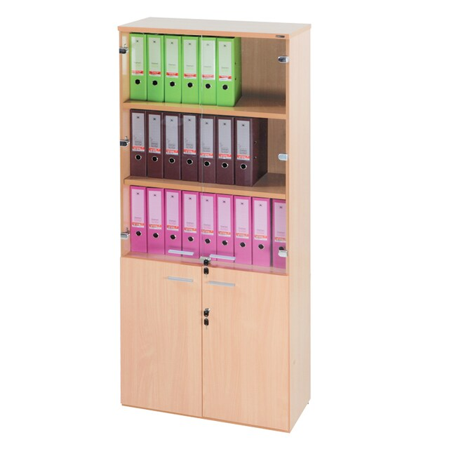 Furradec SC2080G Document Cabinet Beech