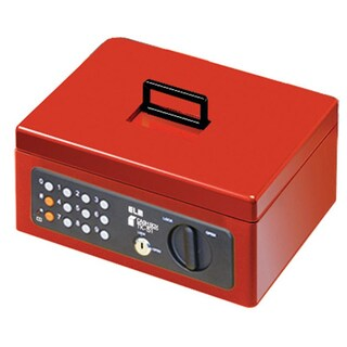 Security Storage Safe Red ELM TK-51