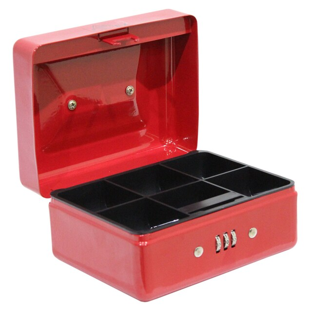 Security Storage Safe Red Apex ACB-001