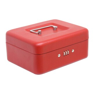 Security Storage Safe Red Apex ACB-003