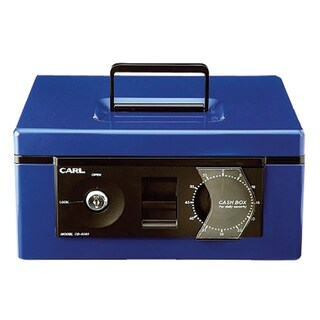 Security Storage Safe Blue Carl CB-8560