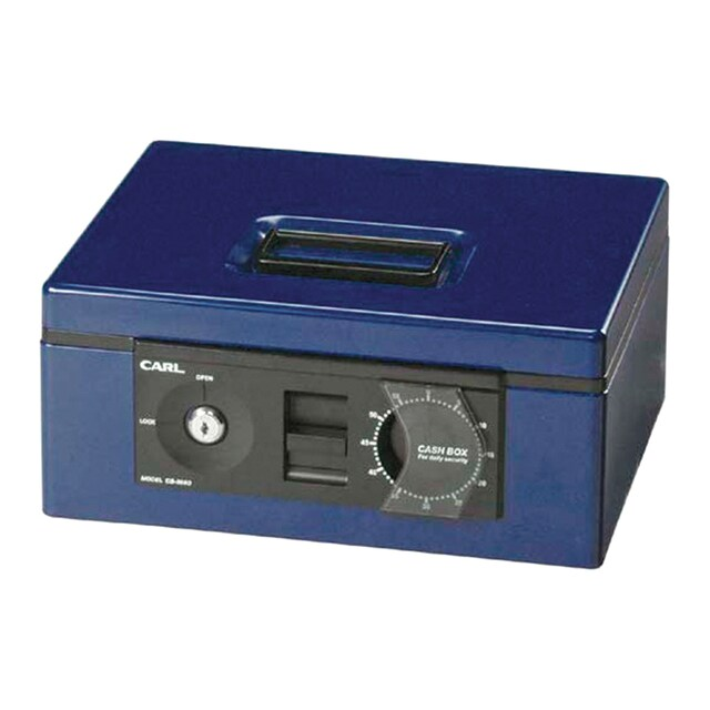 Security Storage Safe Blue Carl CB-8660