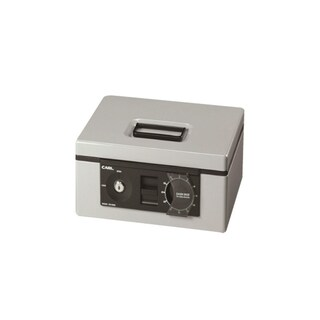 Security Storage Safe Grey Carl CB-8660