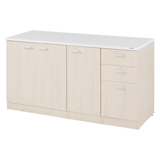 Furradec Pantry160B Kitchen Cabinets Maple