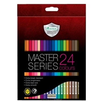 Premium Grade Colored Pencils24Colors Master Art Series