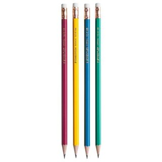 Pencil HB Norica Rainbow(50/Pack) Colors. Staedtler 132