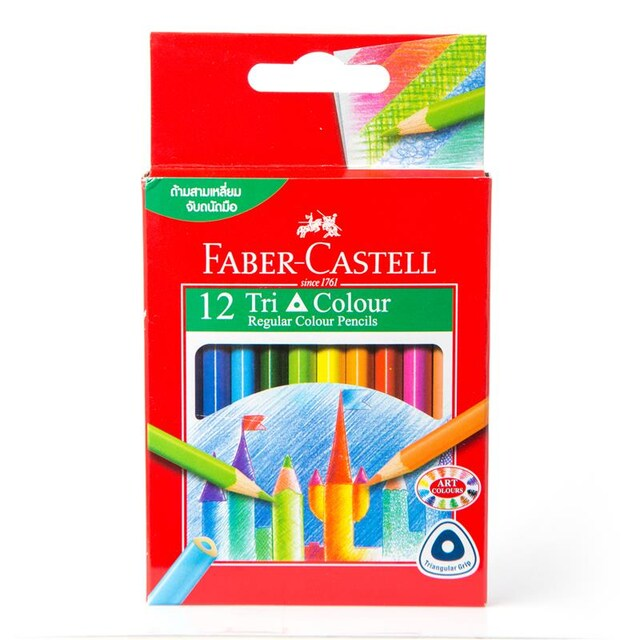 Tri Colour Faber-Castell 115859