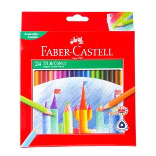 Colours Pencil (24/Box) Faber-Castell 115855
