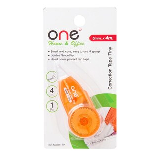 ONE W961OR Correction Tape