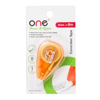 Correction Tape ONE T-90214OR