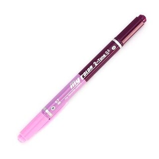 Water Color Marker Twin Tip Dong-A MC3-56/23