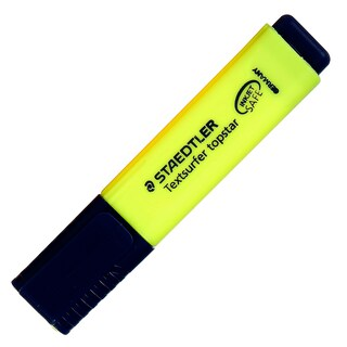Highlighter Yellow Staedtler 364