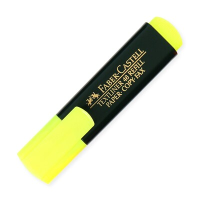 Faber-Castell Highlighter Yellow