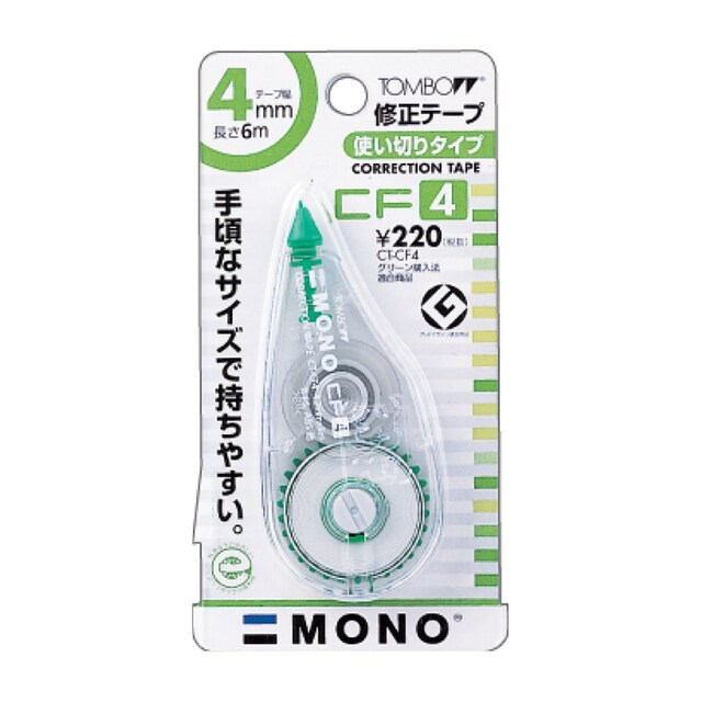 Correction Tape 4.2mm.x8m. (CT-CF4) Tombow CT-CF