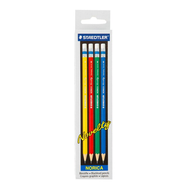 Pencil HB (12/Box) Staedtler Norica Novelty 13245