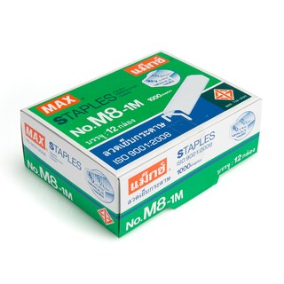 Staples (12/Pack) Max M8-1M