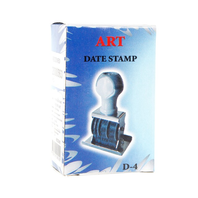 Art RECEIVE Date Stamp