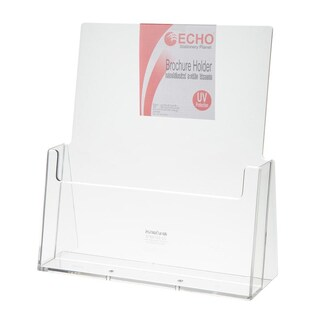 Brochure Holder 23x8x25 cm. A4 (1 niche) Echo C230