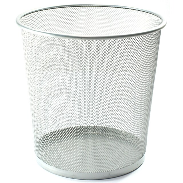 ONE H-9662 Large Multipurpose Circular Basket Silver