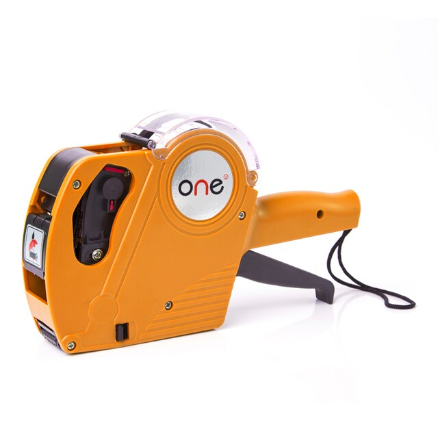 ONE 8 Digit Price Labeller Yellow
