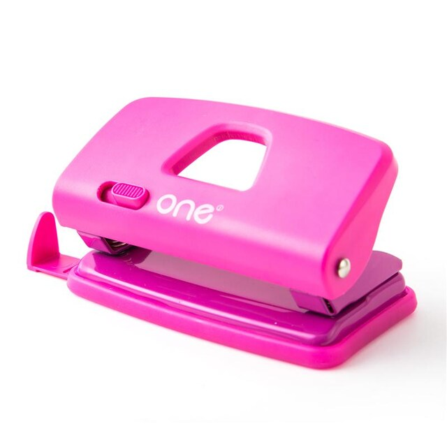ONE 3918PK Paper Punch Pink