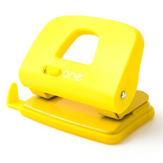 Paper Punch Yellow ONE 3928YL