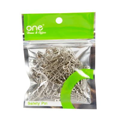 ONE SP30 Safety Pin 25mm. 100/Bag