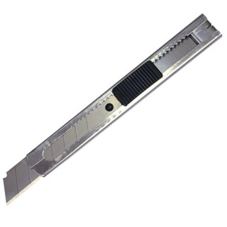 Cutter Knife Aroma Silver-31