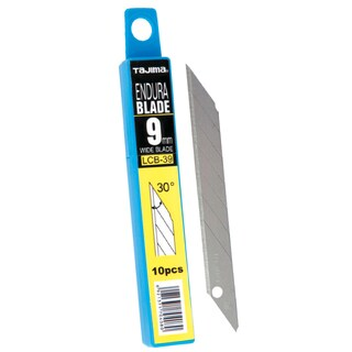 Cutter Blade 9x85 mm. (10/Pieces) Tajima LCB-39