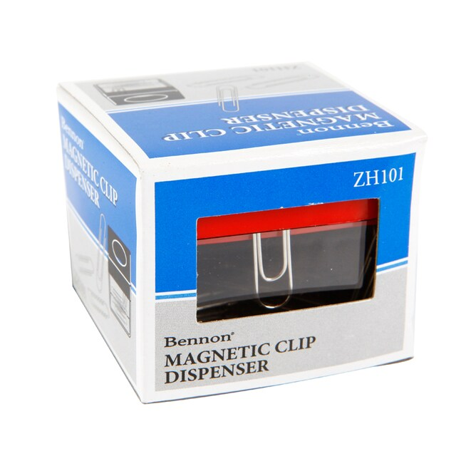 Paper Clip Magnetic Dispenser Bennon ZH101