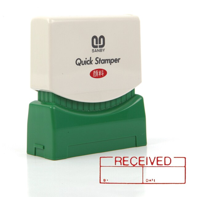 (RECEIVED) Quick Rubber Stamp Sanby R-10m