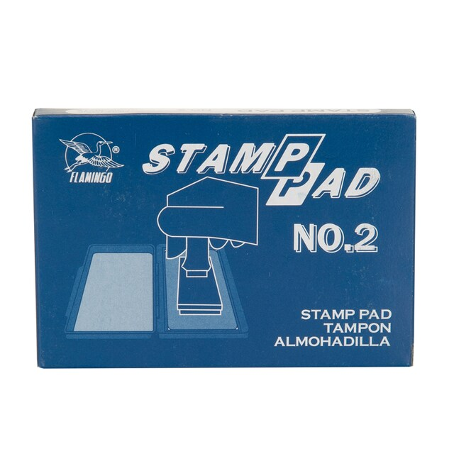 Stamp Pad Blue Flamingo 2
