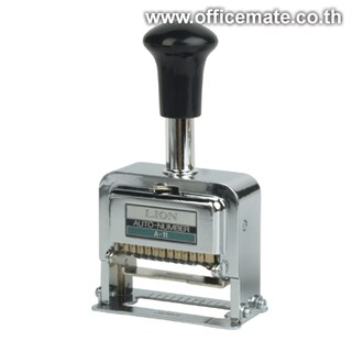 Numbering Machine 11 Digits Lion A-11
