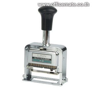 Numbering Machine 12 Digits Lion A21