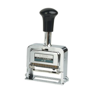 Numbering Machine 13 Digits Lion A-31