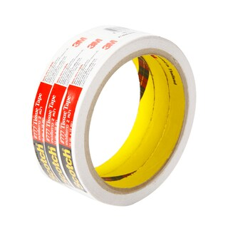 Double Coated Tissue Tape 12 mm.x10y. (3/Pack) สก๊อตช์