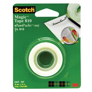 "Scotch 810 Magic Tape 3/4""x15m."