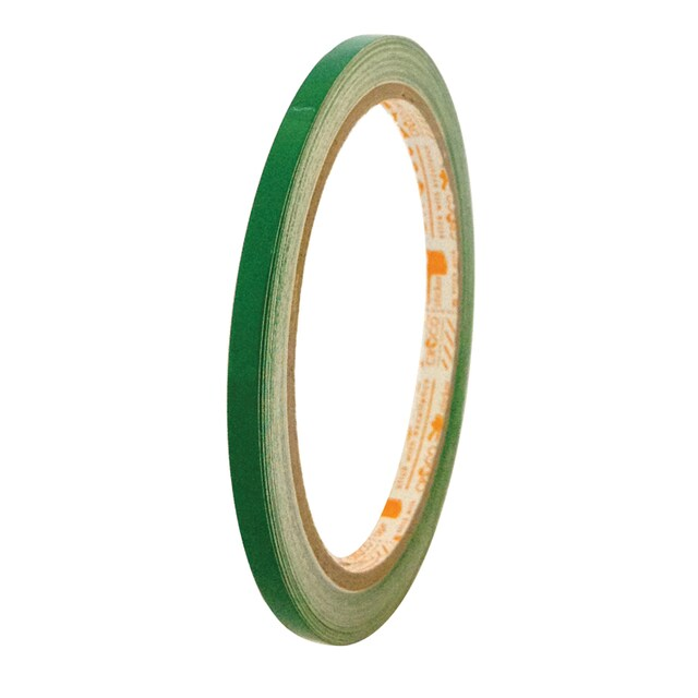 Marking Tape 5mm.X9y. Green Croco PVC