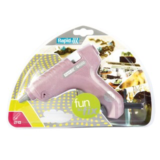 Hot Melt Glue Gun 3x16x14 cm. Rapid G1000