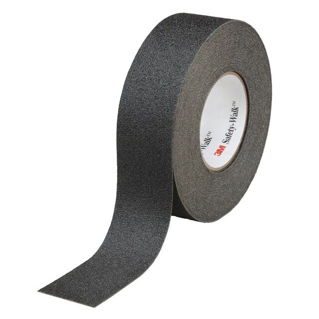 "Safety-Walk Tapes and Treads 2""x18 m. Black 3M 610"