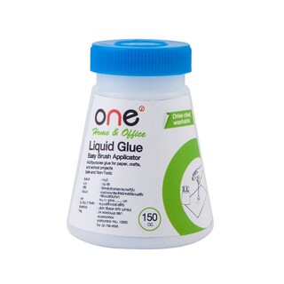 Liquid Glue 150 cc. Clear ONE