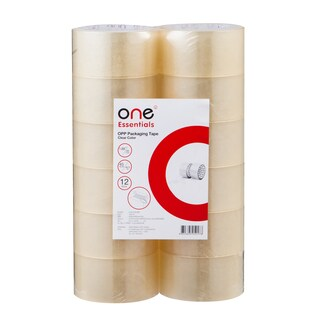 OPP Tape 48mm.x45y (72/Pack) Clear ONE